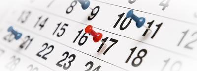 Les dates à retenir pour l'année universitaire 2021/2022 | Campus
